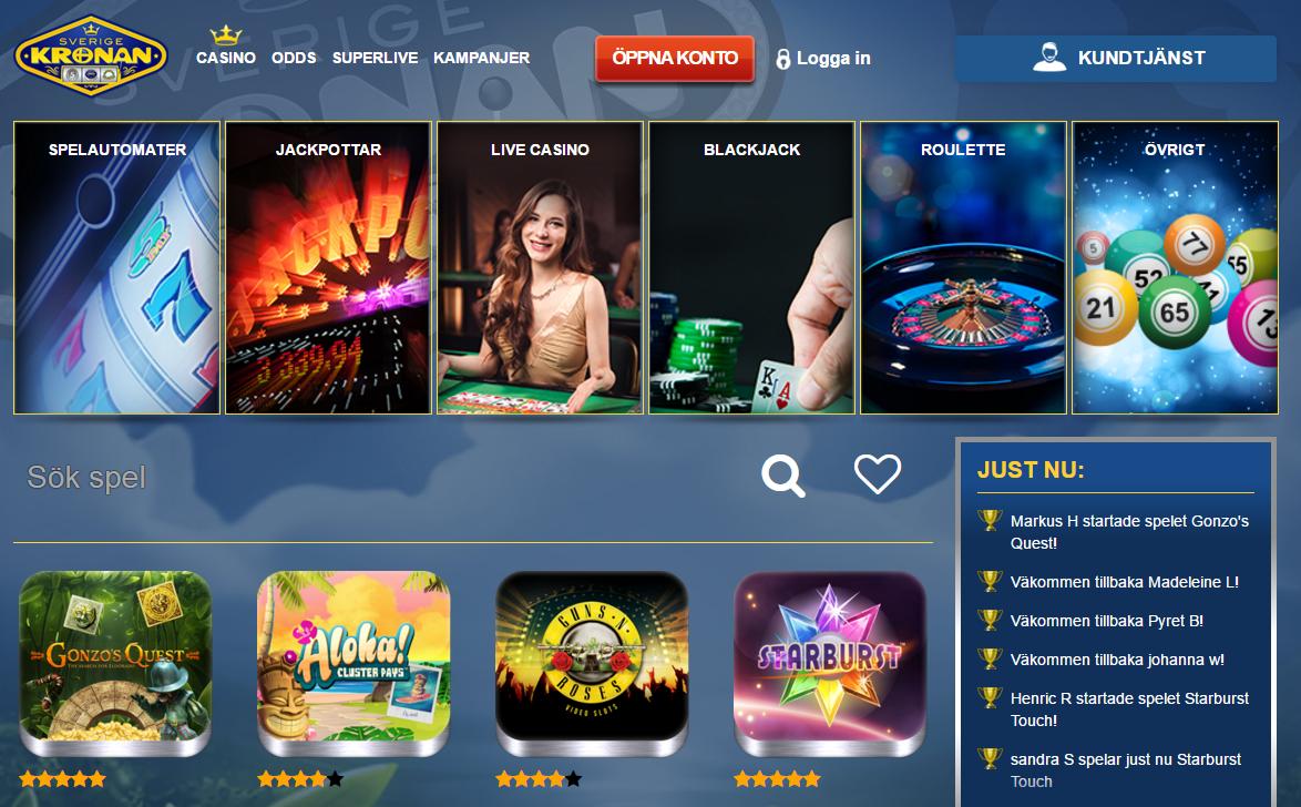 online casino sverige online spiele 24
