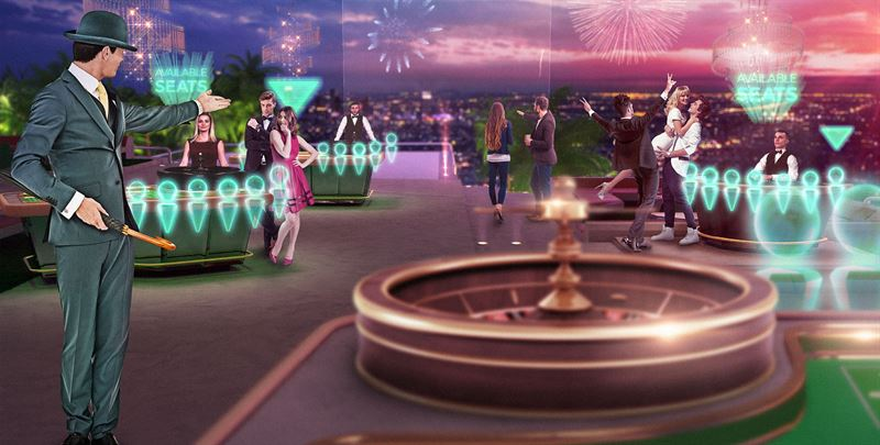 mrgreen 3d live casino